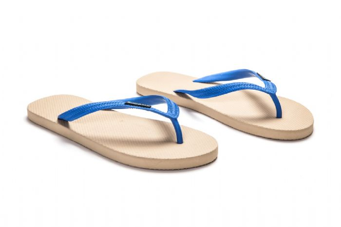 Flat // בז' כחול