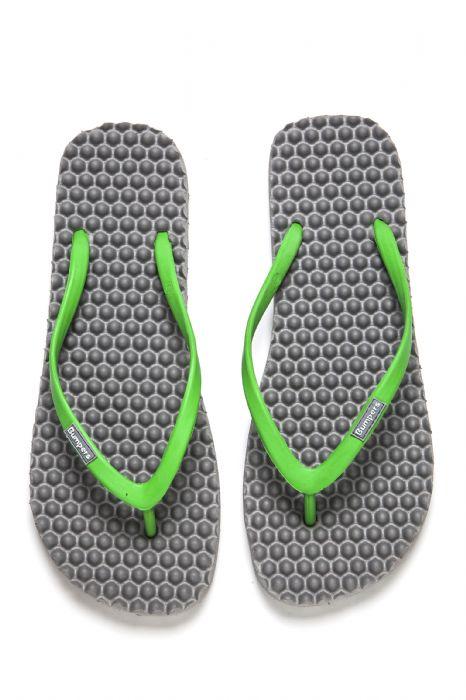 Bumpers slim // אפור ירוק