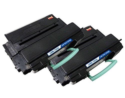 זוג טונרים תואמים Samsung MLT-D203L , כל טונר עד 5,000 הדפסות בכיסוי 5%