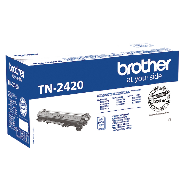 טונר מקורי TN2420 BROTHER
