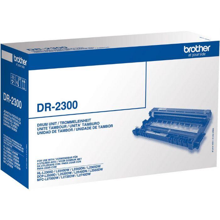 תוף שחור DR2300 תוף מקורי Brother