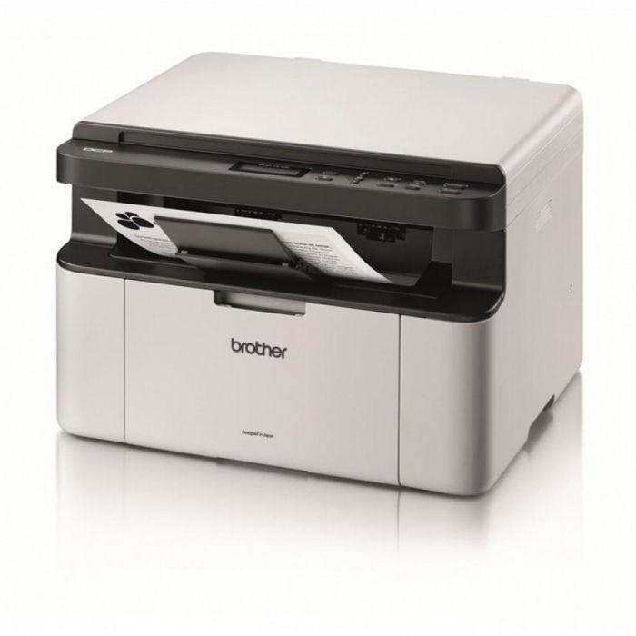 DCP-1510 מדפסת משולבת לייזר קומפקטית