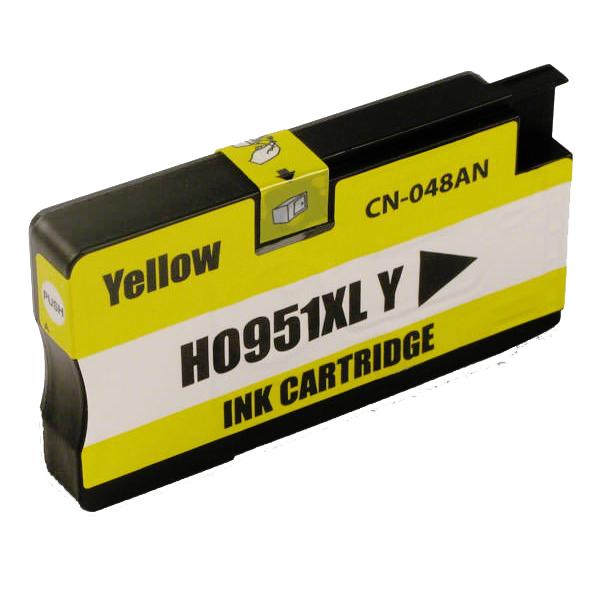 ראש דיו תואם  951XL צהוב CN048AE