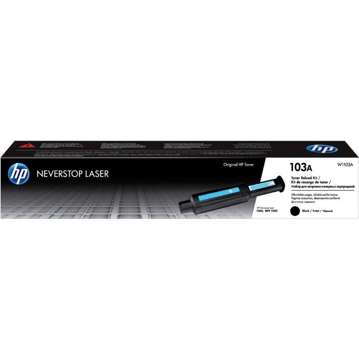 טונר HP Neverstop 103A מקורי W1103A