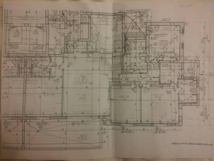מפוארת הצעת מחיר למיזוג דירת 5 חדרים ZW-85