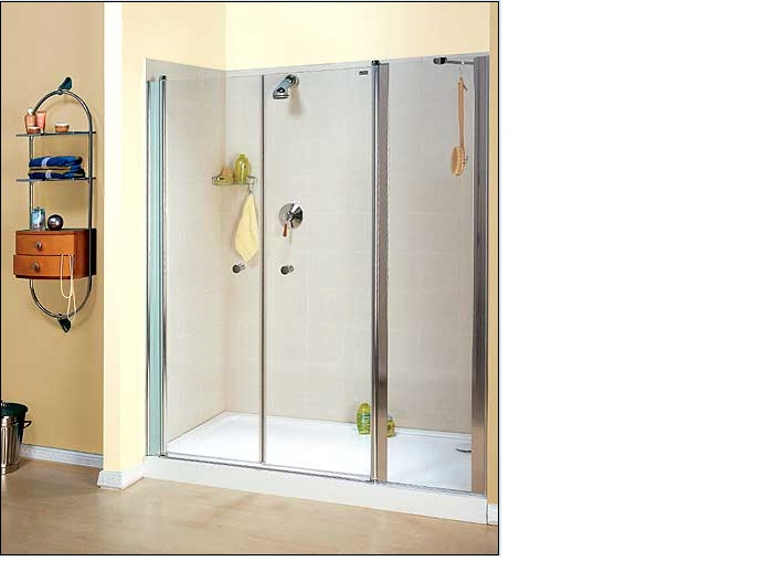 """מבצע החודש תוצרת מיטרני כחול לבן-חזית קיר קבוע+2 דלתות פתיחה פנימה והחוצה עד מידה 220 ס""""מ."""