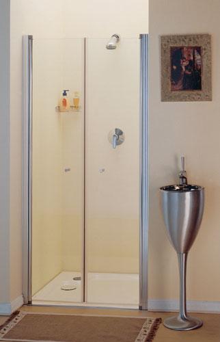 מבצע  מדהים החודש-מקלחון חזית-פתחה פנימה והחוצה תוצרת mitrani כחול לבן.