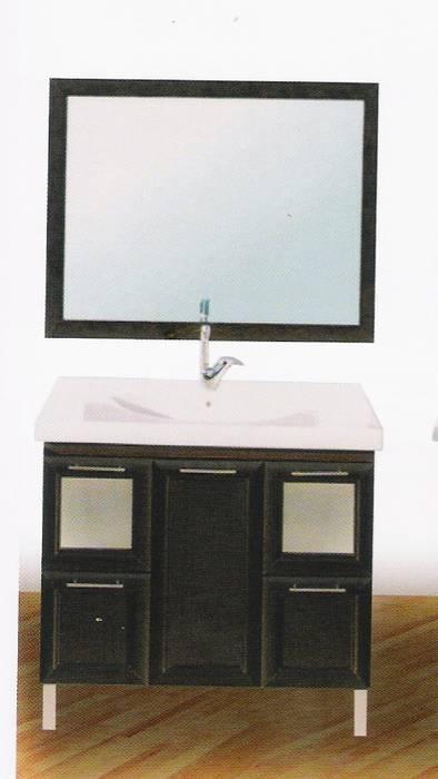 """ונציה 100 ס""""מ-ישר דלתות בשילוב זכוכית"""