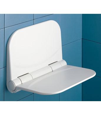 """כסא מקלחת מתקפל דינו-תוצרת איטליה-עד 120 ק""""ג."""
