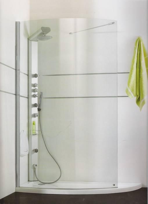 """מקלחון אופן ספייס-מידות-147-90 ס""""מ מעוגל"""