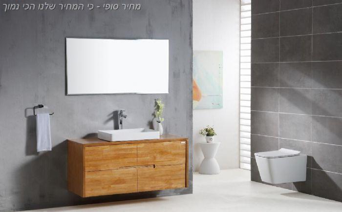 ארון אמבט כפרי דגם -איריס יבוא HB אמבט חלומי.אספקה מיידית