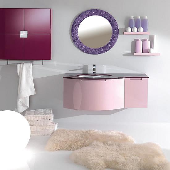 ארון אמבטיה דגם- 23-01 יבוא HB אמבט חלומי.
