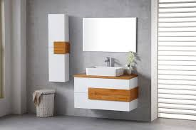 ארון אמבט כפרי דגם אור -יבוא HB אמבט חלומי.אספקה מיידית