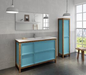 ארון אמבטיה דגם קנקון.ניתן לקבל במבחר גדלים וצבעים.