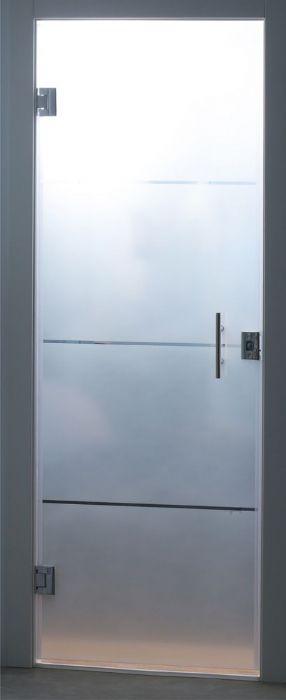 להיט חדש דלת כניסה זכוכית למקלחת-דגם וינה. לפי מידה בבית.
