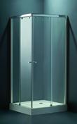 להיט חדש הזזה ללא מסילה תחתונה נקי.מקלחון נוביליטי K-725 יבוא HB-אמבט חלומי.