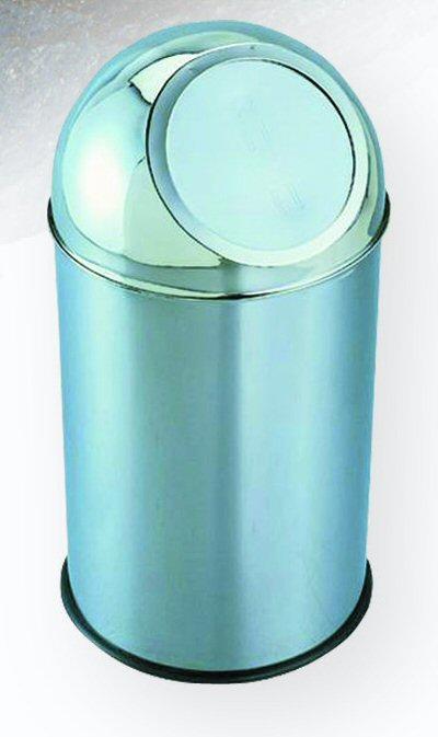 פח בלי פדל 5 ליטר מכסה קפיץ-יבוא HB אמבט חלומי.
