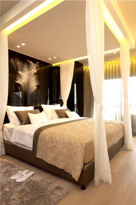 להיט חדש חיפוי זכוכית בחדר שינה-פרוייקט שלנו רשת מלונות רימונים.