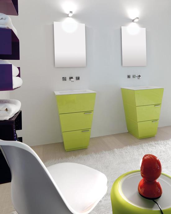 ארון אמבט מעוצב דגם-libeccio יבוא HB אמבט חלומי.קולקציה 2019 מתערוכה cersaie italy