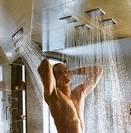 """ראש מקלחת שקוע דגם-k-8002 תוצרת ארה""""ב.מבצע החודש."""
