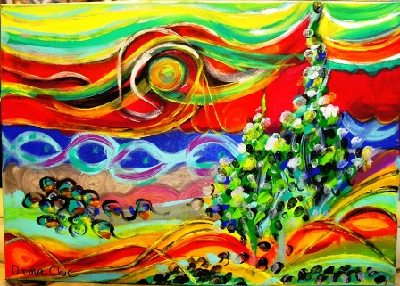 אורנה שיק - ציירת