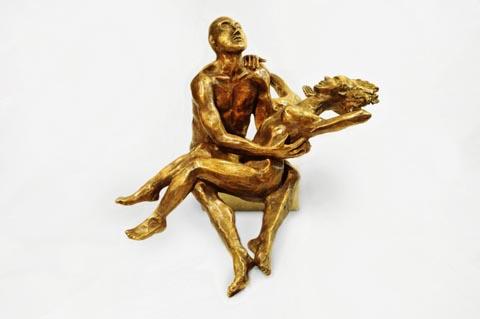 איטה אבידן - פסלת