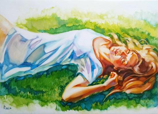 אירנה ראין - ציירת