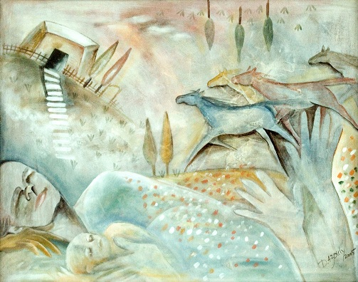 דבורה אזולאי - ציירת