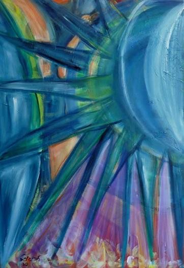דבי אשל - ציירת