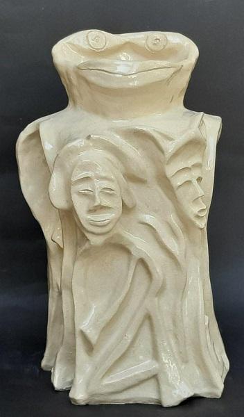 דוד גומא - פסל