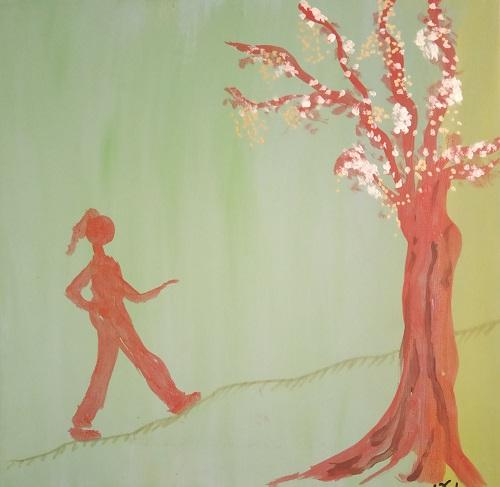 נעמי ברקוביץ - פסלת, ציירת