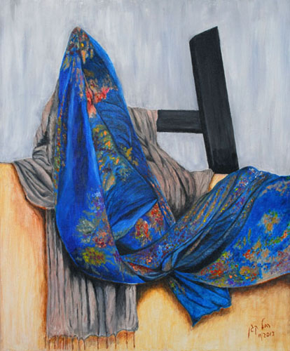 רחל קגן - ציירת
