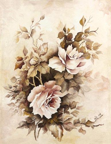 שרה ויצמן - ציירת