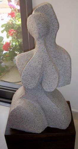 רחל פרנק - פסלת
