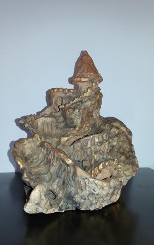 חנה ברגר - פסלת