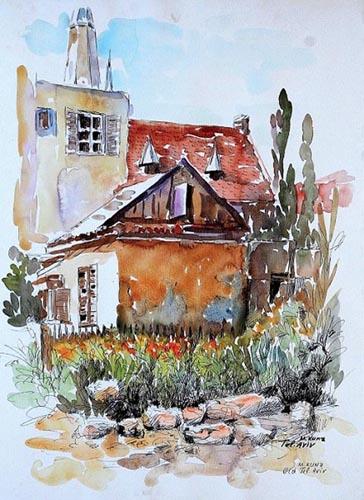 מירה קונץ - ציירת