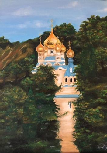 אילנה קלדניצקי - ציירת