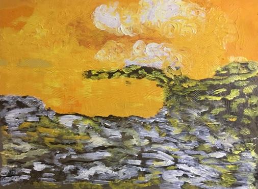 חני אורון - ציירת