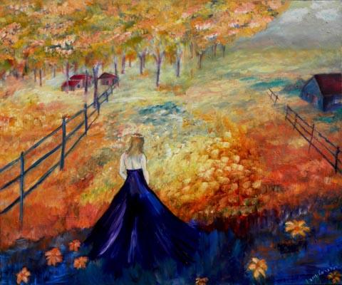 רינה כרמל - ציירת