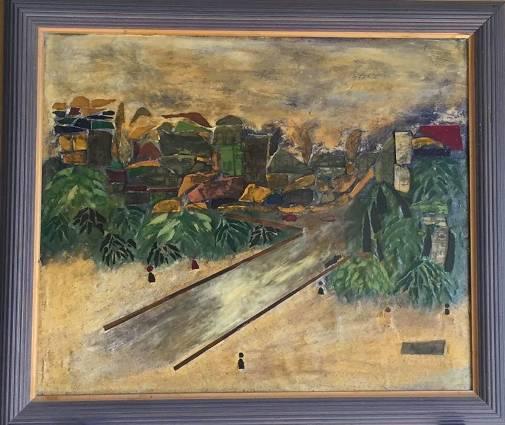 קלודין טימסיט אלבז - ציירת