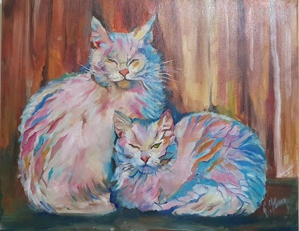 ילנה פלקובסקי - ציירת