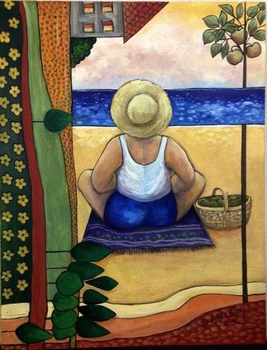 Dvora Azoulay  - Painter