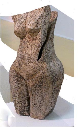 Rachel Frank  - Sculpture
