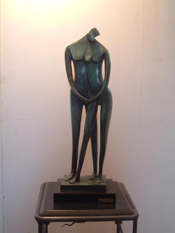 Shushi Iritz  - Sculpture