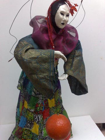 Ita Avidan  -  Sculpture