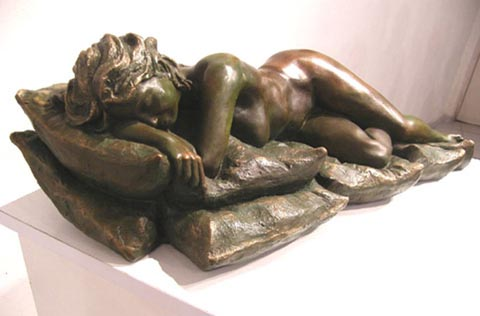 Elisheva Zabar  - Sculpture