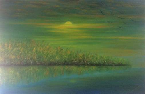 Ester Rotem  - Painter