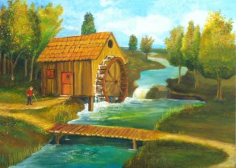 Beni Ribak  - Painter