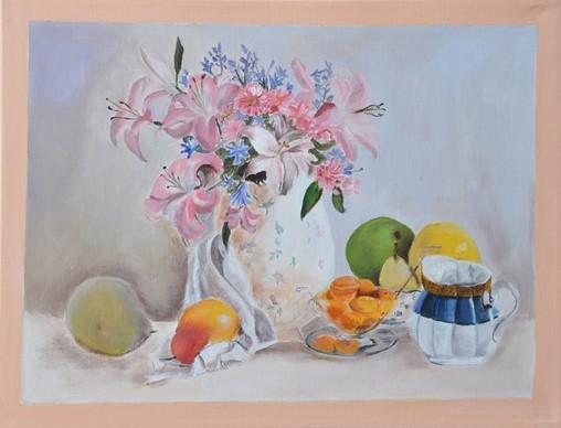 Ilana Kladnitsky  - Painter