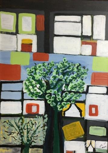Hani Oron  - Painter